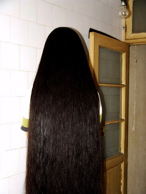 Zhou Hong S Super Thick Long Hair 3 Chinalonghair Com