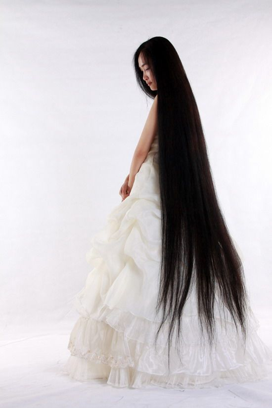 floor length blonde hair - photo #35