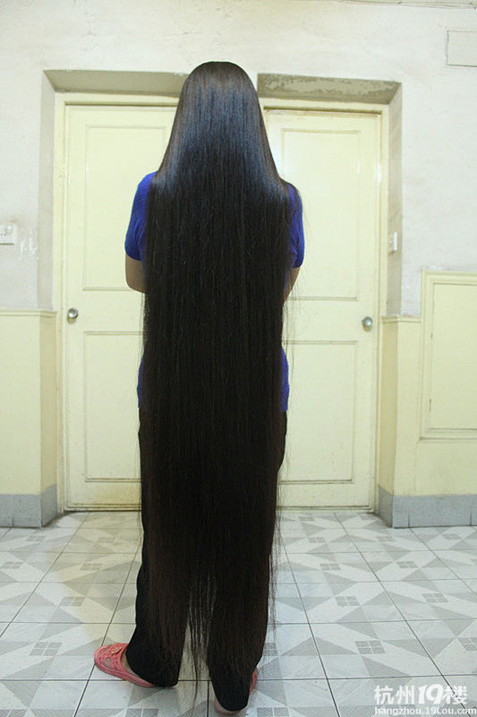Floor Length Hair On Pinterest Very Long Hair Long
