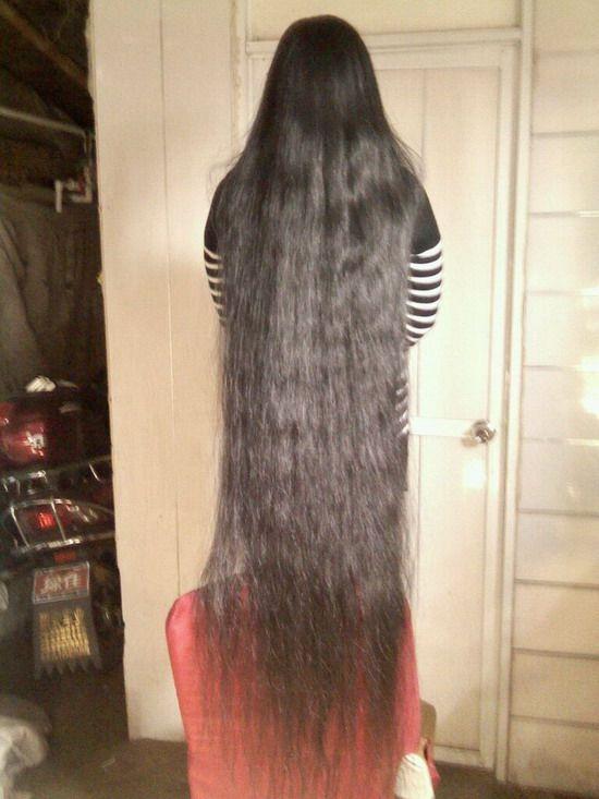 Super Long Thick Hair Chinalonghair Com