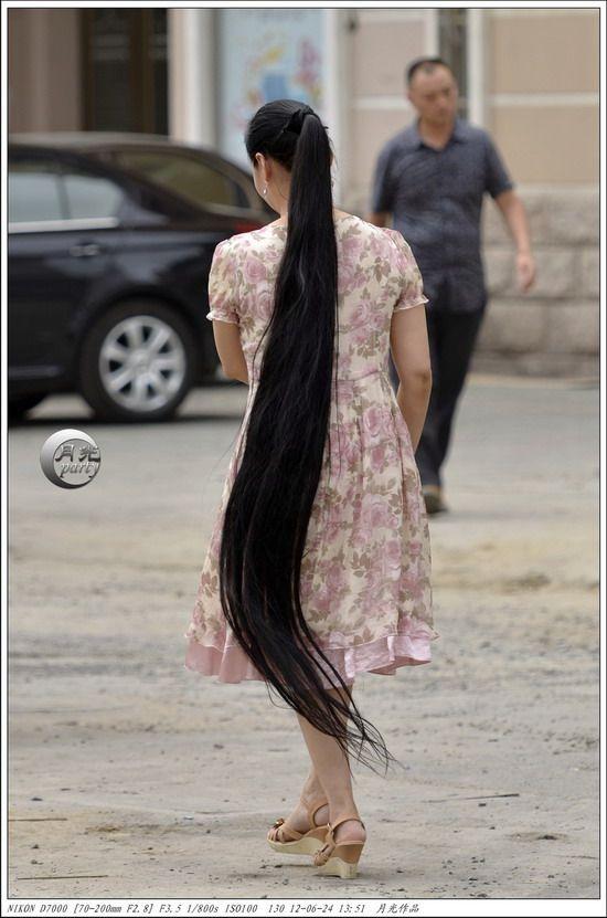 Indian long hair braid - 3 10
