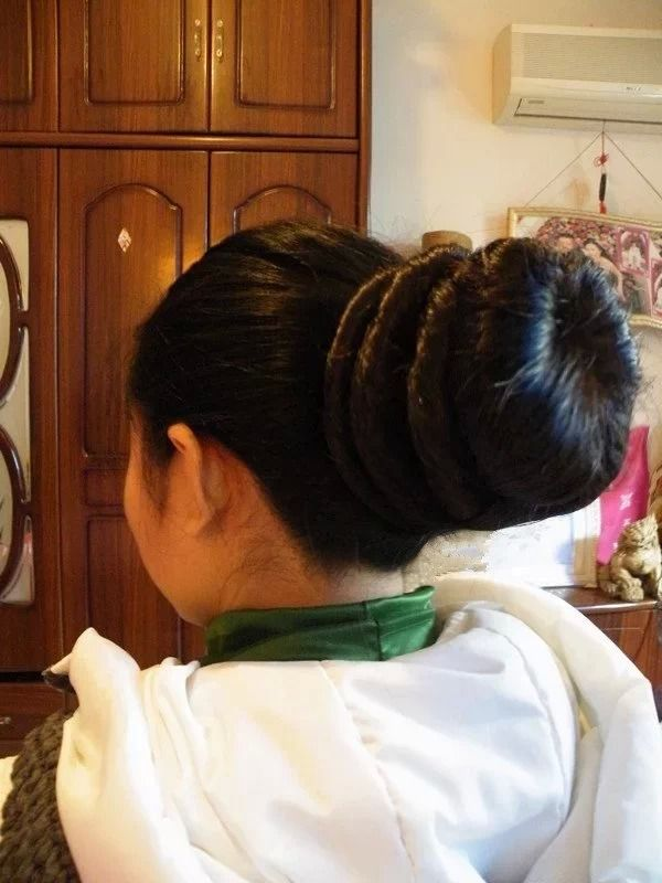 1.6 meters super thick long hair - [ChinaLongHair.com]