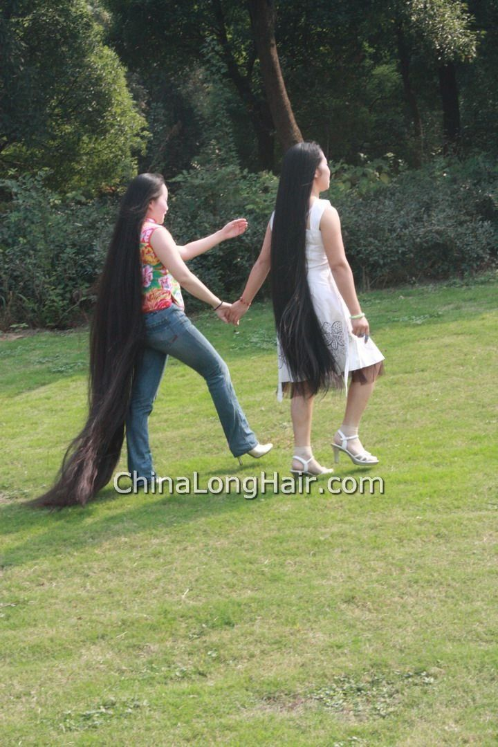 No. 37: Guo Lijuan: Long hair sisters